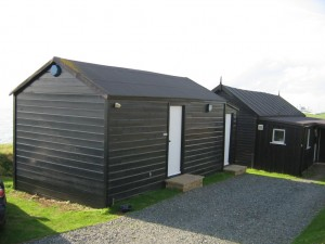 Another View of Marconi's Hut